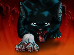 scourge from warrior cats Warrior Cats Series, Warrior Cats Books, Warrior Cats Art, Crazy Cat Lady, Crazy Cats, Warrior Cats Scourge, Love Warriors, Three Cats, Cat Character