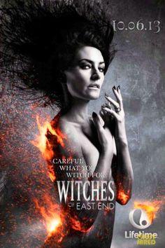 Witches of East End - saison 2 - épisode 3 - c'est aussi une série de Pouf!