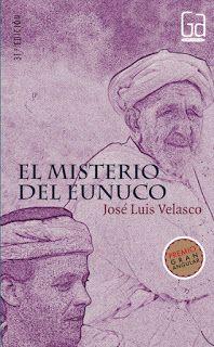 EL MISTERIO DEL EUNUCO. J.L.Velasco. Ed.Sm. Col.Gran Angular. 2º ESO. (http://www.juntadeandalucia.es/averroes/centros-tic/14007374/helvia/aula/archivos/repositorio/250/461/html/Guias%20de%20lectura/MISTERIO%20DEL%20EUNUCO,%20EL.pdf)