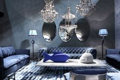 Baxter Chester Moon Sofa #furniture #sofa