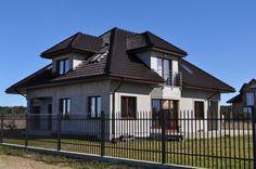 Realizacja projektu Agnieszka 2 #dom #projekt #budowa