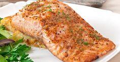 Saumon sucré salé au miel 15 recettes minceur pour paresseuse heureuse | www.fourchette-et-bikini.fr