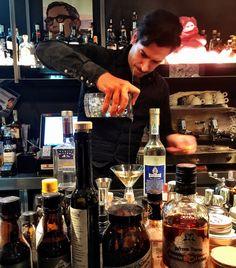 """""""FOURGHETTI SEVENTY-ONE""""  Ingredients: ~ Martin Miller's Gin (50 ml.); ~ Anisetta Rosati """"Riserva Leone XIII"""" (10 ml.); ~ Villa Zarri """"Cherry Brandy"""" (10 ml.);  crafted by """"Salvatore Castiglione Mixologist"""" Fourghetti ~ Bar-Bieri ~ Bologna.  #SalvatoreCastiglione #Mixologist #Fourghetti #Bologna #AnisettaRosati #BrunoBarbieriChef #BrunoBarbieri #AnisettaRosati1877 #RiservaLeoneXIII  #AnisettaRosatiRiservaLeoneXIII #Anisetta #AscoliPiceno  #FourghettiBologna"""