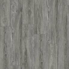 Delta Gray Oak Water-Resistant Laminate Vinyl Sheet Flooring, Wood Laminate Flooring, Hardwood Floors, Camper Flooring, Basement Flooring, Polished Porcelain Tiles, Parts Of Stairs, Grey Oak, Gray