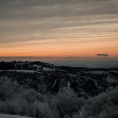 Snow Showers, Weather, Cold, Seasons, Celestial, Sunset, Landscape, Outdoor, Instagram