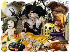 """MI RINCÓN GÓTICO: CT for Lil Mz´s Brainstorms & Lysisange, """"""""Scary Witch"""""""""""