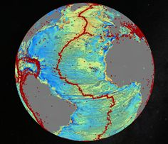A new topographic map of Earth's mysterious ocean floor reveals thousands of towering volcanoes, hidden gashes where supercontinents ripped apart and other n...