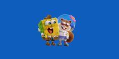 BOB ESPONJA | ARENITA | BFF | WALLPAPER DESKTOP Desktop Wallpapers, Bff, Geek Stuff, Christmas Ornaments, Holiday Decor, Spongebob, Animales, Geek Things, Backgrounds For Desktop
