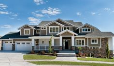 The home was compete refaced.  It looks spectacular - wouldn't you agree?