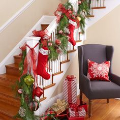 Deck the Stairs