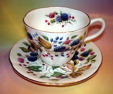 Royal Albert Random Harvest Series Sussex Tea Cup and Saucer Set