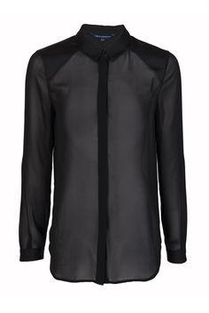 Magic Shine Classic Shirt  #BereniceBejo #GetTheLook | styloko.com