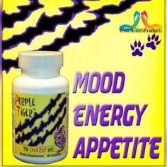 Purple Tiger Pills