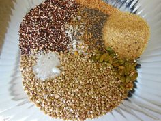 Avanti Cafe Musings: Epic Pear Seed Bread