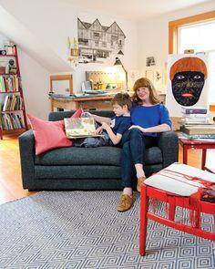 My place: Carson Ellis