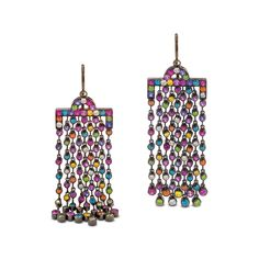 Chromadelic Earrings http://www.jewelsdujour.com/2015/01/solange-azagury-partridge-celebrates-color-with-chromance-collection/