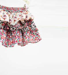 Image 4 of Frilled skirt from Zara Zara Kids, Golf Fashion, Ladies Golf, Boho Shorts, Tights, Ballet Skirt, Fitness, Skirts, Clothes