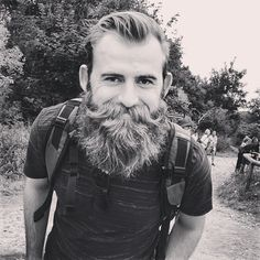 wonderful beard