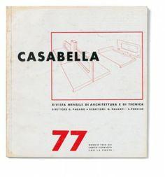Casabella May 77, 1934 (dir. G. Pagano)