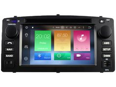 Android 6.0 CAR Audio DVD player FOR TOYOTA COROLLA 2004-2007 gps Multimedia head device unit receiver BT WIFI