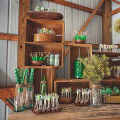 Wedding Candy Bars