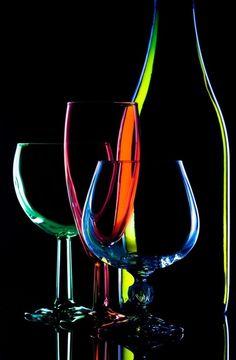 Colored Glasses !