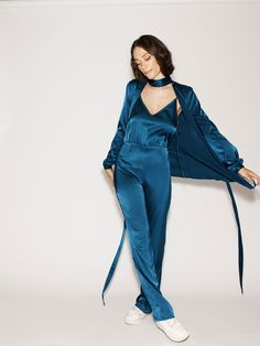 5 reasons we're head over heels obsessed with LPA, the effortlessly cool it-brand from former Reformation designer Lara Pia Valentina Arrobio #Fashion #Style #Lookbook