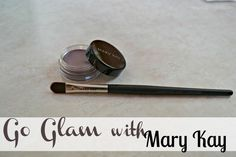 Go Glam with Mary Kay #MKGlam #sponsored