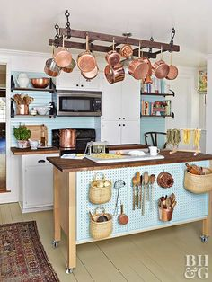 Are you struggling with a small kitchen? Clever storage and layout solutions can make every foot count and have your tiny kitchen performing better than its small footprint implies.
