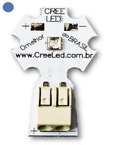Cree Led XTE Royal Blue :: www.creeled.com.br