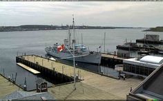 Only one of many Nova Scotia Webcams - Halifax, NS - The Sackville and the Visitor Info Centre (VIC) - which was a fun place to work!!