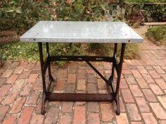 singer sewing machine table- www.oldsoul.com.au