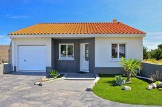 Des maisons contemporaines à prix maîtrisés sur Maisons France Confort