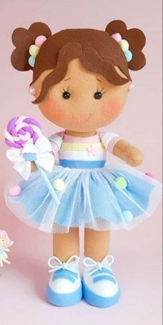 Foam Crafts, Diy And Crafts, Fun Projects, Sewing Projects, Bible Quiet Book, Felt Toys, Fabric Dolls, Stuffed Toys Patterns, Beautiful Dolls