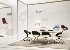 Occo Chair  | Design by Jehs+Laub | #Wilkhahn | #OCCO