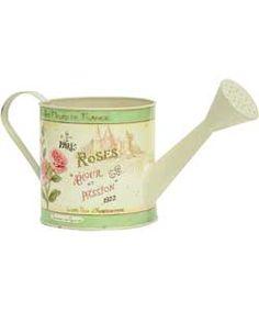 Buy Gardenia Design Metal Watering Can at Argos.co.uk, visit Argos.co.uk to shop online for Planters