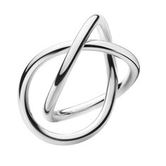 ALLIANCE ring - sterling silver This Georg Jensen ring is probably one of my favorites if not my favorite.
