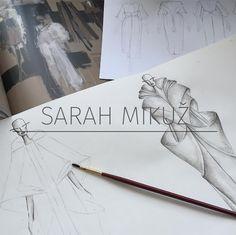 Collaboration with Sarah Mikuž