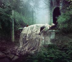 Sleep of Stone by Brumae.deviantart.com on @deviantART