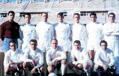 1962. Puskas volvió a ser el máximo goleador del equipo con 20 tantos y el Real Madrid cantó su octavo alirón en la jornada 28, tras derrotar al Mallorca (2-0). Esa misma temporada ganó la Copa del Generalísimo (2-1 ante el Sevilla en la final). El equipo blanco sacó tres puntos de ventaja al Barcelona.
