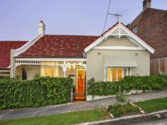 Nice little Victorian semi detached. Australian Homes, Facade House, Semi Detached, House Painting, Melbourne, Brick, Real Estate, Victorian, Exterior