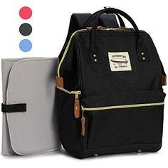 Wide Open Designer Baby Diaper Backpack By Moskka–Travel ...