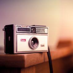 Kodak instamatic #vintage #camera