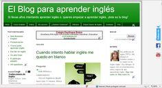 """El Blog para aprender inglés: Nuevo diseño de """"El blog para aprender ..."""