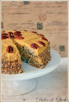 Dulce de Leche: Pekanovo karamelová torta