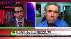 Washington Post faces potential conflict over Bezos-CIA deal