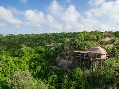 Mwiba Lodge - Condé Nast Traveler