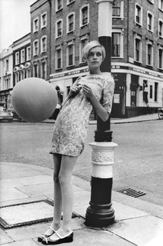 "Twiggy...her ""style"" started the whole downward slide of women's fashion to the skinny worship still in vogue today."