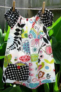 June Bug Dress3m6m9m12m18m2T3T4T56 by MrsLaura30 on Etsy, $34.99