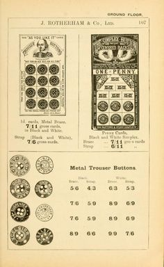 General price list. by Jeremiah Rotherman & Co. (London, England) Published 1904  #RePin by AT Social Media Marketing - Pinterest Marketing Specialists ATSocialMedia.co.uk